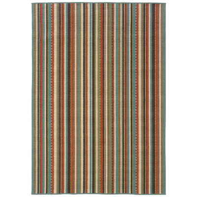 Oriental Weavers Montego Multicolored Outdoor Rug