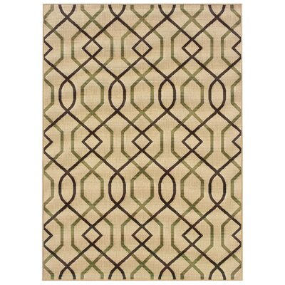 Oriental Weavers Sphinx Montego Ivory/Brown Rug