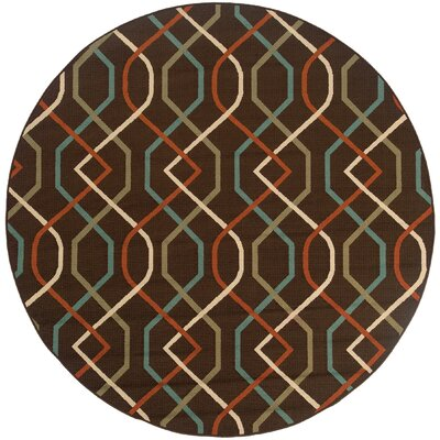 Oriental Weavers Sphinx Montego Brown/Ivory Rug