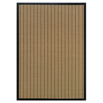 <strong>Oriental Weavers Sphinx</strong> Lanai Beige/Black Striped Rug