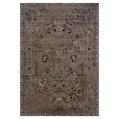 <strong>Oriental Weavers Sphinx</strong> Revival Gray/Black Rug