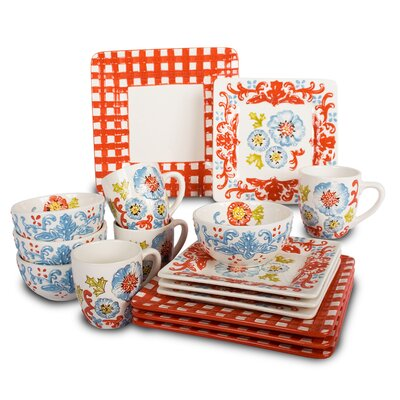 Dixie Belle Dinnerware collection