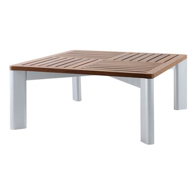 Sifas USA Oskar Coffee Table with Synteak Top