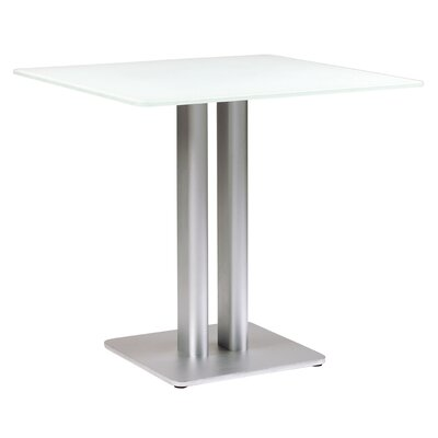 Oskar Square Glass Table
