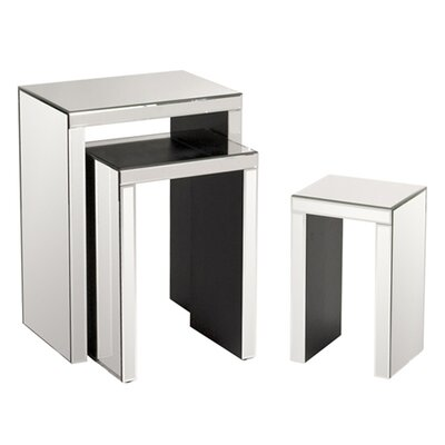 Howard Elliott 3 Piece Nesting Tables