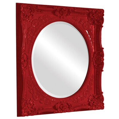 Monique Mirror in Red