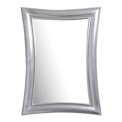 <strong>Howard Elliott</strong> Fairmont Mirror with Silver Finish