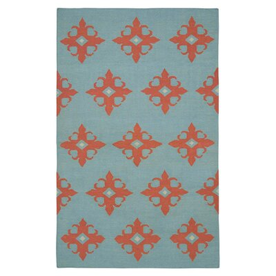 <strong>Rizzy Rugs</strong> Swing Light Blue Rug