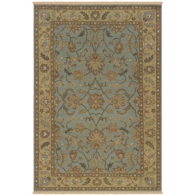 Elegance Light Blue Rug