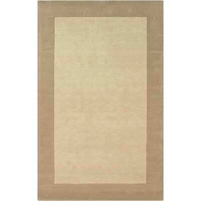 Rizzy Rugs Platoon Light Beige Solid Rug