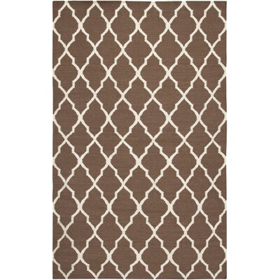 Rizzy Rugs Swing Light Brown Lattice Rug