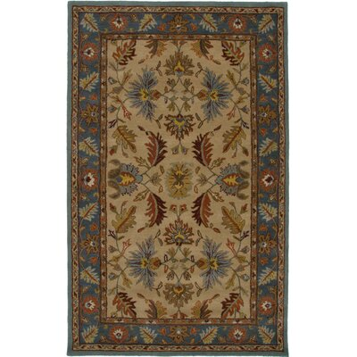 Rizzy Rugs Bentley Beige/Blue Persian Rug