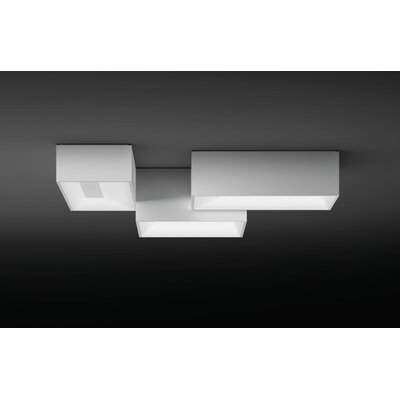 Link Triple D Flush Mount