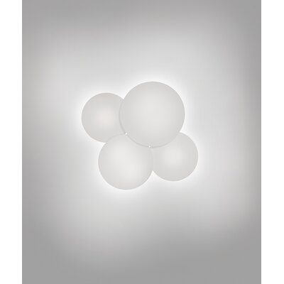 Vibia Puck 1 Light Wall Fixture / Flush Mount