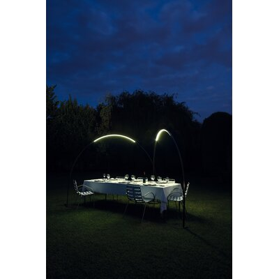 Vibia Halley Outdoor Lamp in Black