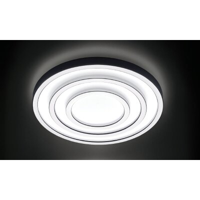 Diana 1 Light Flush Mount