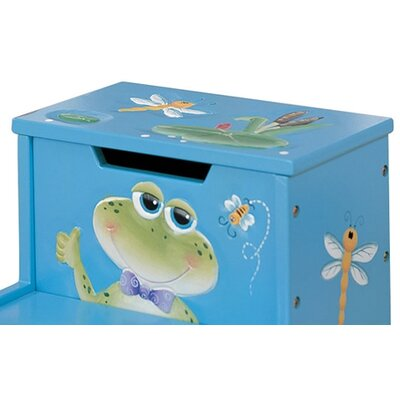 Fantasy Fields Fantasy Fields - Froggy Step Stool w/Storage