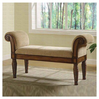 Wildon Home ® Vallejo Wooden Bench
