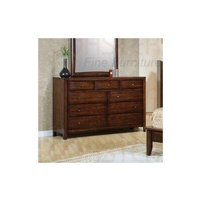 Wildon Home ® Hillary 9 Drawer Dresser
