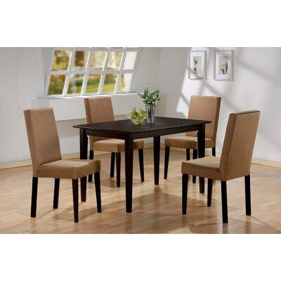 Wildon Home ® Ferndale 5 Piece Dining Set