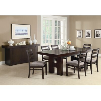 Wildon Home ® Antelope 7 Piece Dining Set