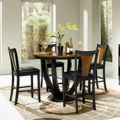 Wildon Home ® Beals Counter Height 5 Piece Dining Set