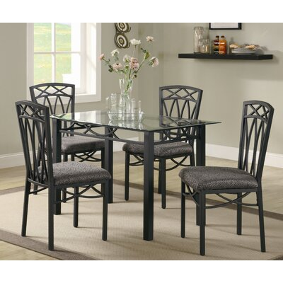 Wildon Home ® Lakeview 5 Piece Dining Set