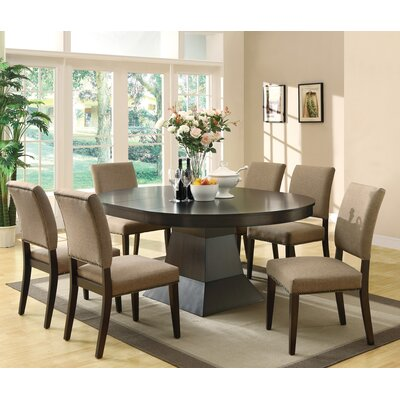 Wildon Home ® Woodstock 7 Piece Dining Set
