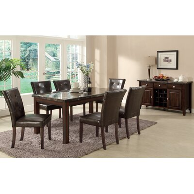 Wildon Home ® Laurence 7 Piece Dining Set