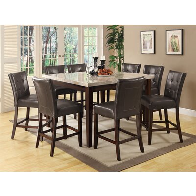 Wildon Home ® Laurence Counter Height Dining Table