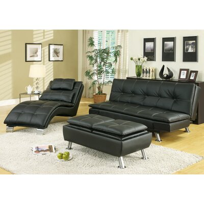 Wildon Home ® Sleeper Living Room Collection