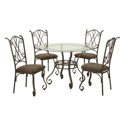 Wildon Home ® Harold 5 Piece Dining Set