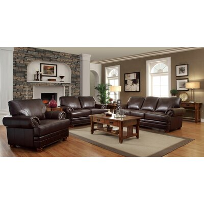 Wildon Home ® Crawford Living Room Collection