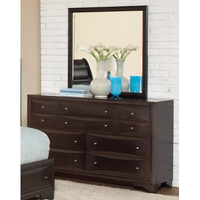 Corey 10 Drawer Dresser