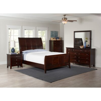 Wildon Home ® Banks Sleigh Bedroom Collection