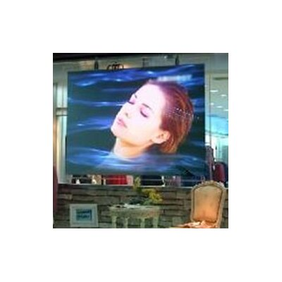 "Elite Screens Rear Projection 114"" diagonal Adhesive Projection Screen"