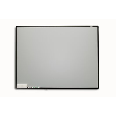 "Elite Screens StarBright 4 Series White Board and Projection Screen - 4:3 Format 80"" Diagonal"