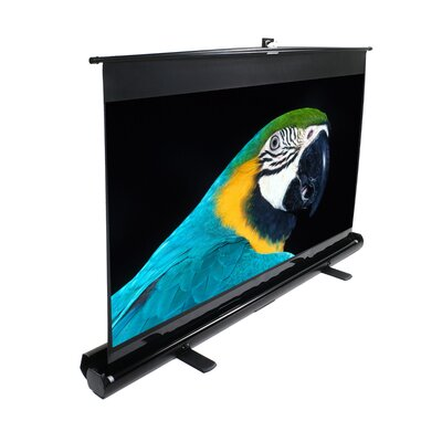 Elite Screens ezCinema Portable Floor Set Manual Projection Screen