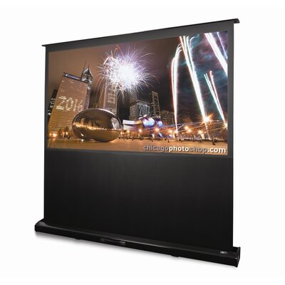 Elite Screens Kestrel MaxWhite FG Portable Electric Projection Screen