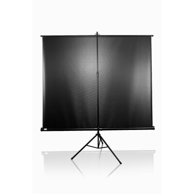 Elite Screens Tripod Manual Pull Up Projection Screen