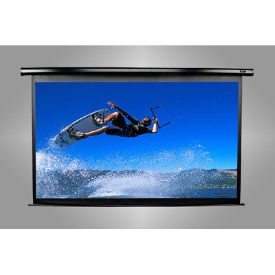 Elite Screens VMAX2 AcousticPro MaxWhite Electric Projection Screen