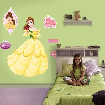 Belle Wall Graphic