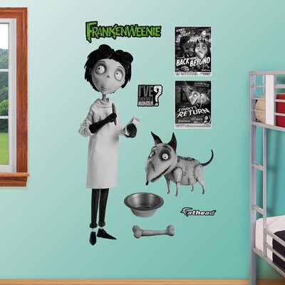 Fathead Disney Frankenweenie Wall Graphic