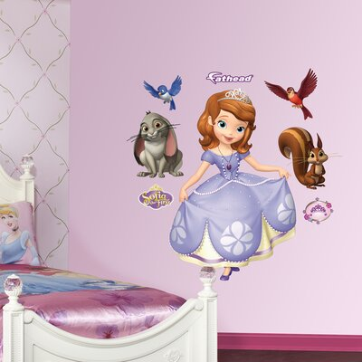 Fathead Disney Sofia the First Wall Decal