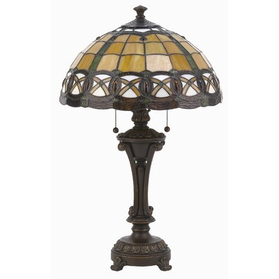<strong>Lite Source</strong> Polare Tiffany Table Lamp
