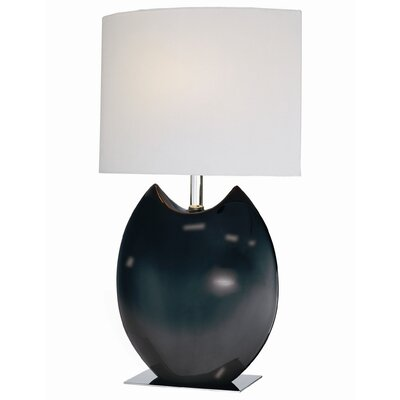"""Lite Source Spazio 13.5"""" H Table Lamp"""