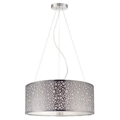 Lite Source Neoma 3 Light Pendant