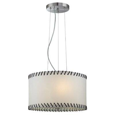 Lavina 3 Light Drum Pendant