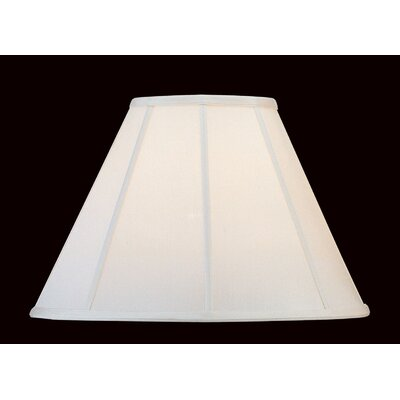 Lite Source Shantung Empire Shade