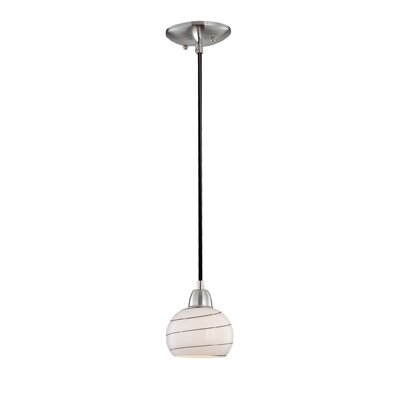 Lite Source 1 Light Pendant